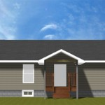 Ishpeming Home - 3D Rendering